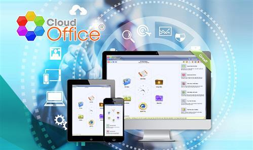 CloudOffice còn cung cấp những tính năng ưu việt hỗ trợ công việc, tiện ích văn phòng