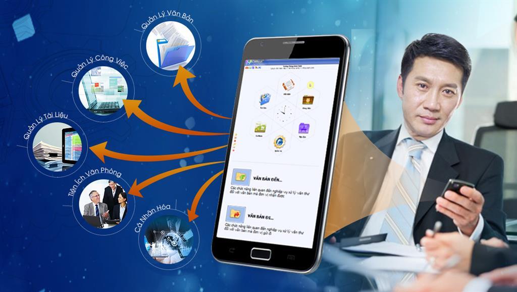 Đẩy mạnh ứng dụng công nghệ thông tin trong công tác văn thư lưu trữ