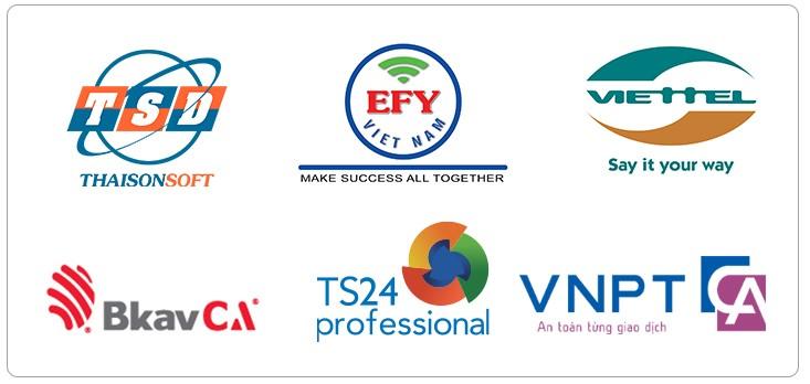 Các nhà cung cấp IVAN phổ biến nhất